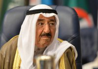 Эмир Кувейта отменил встречу с Трампом из-за проблем со здоровьем
