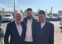 Муфтий Татарстана встретился с сирийскими улемами
