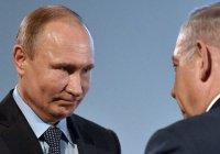 Нетаньяху приедет к Путину в течение ближайшей недели