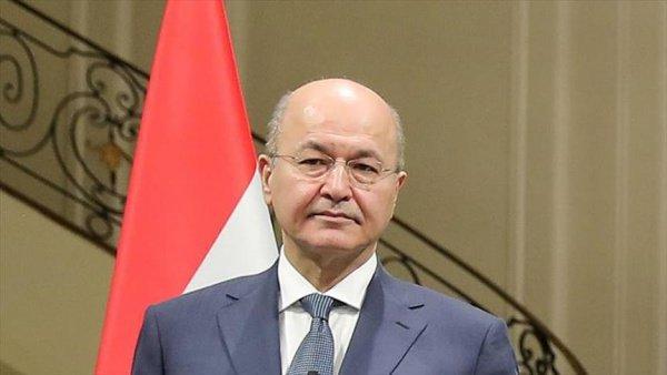 Сроки визита президента Ирака в Россию пока не называются.
