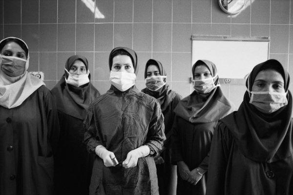 В Иране продолжает активно развиваться пластическая хирургия.