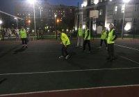 Волейбольный матч с участием мусульманской и православной молодёжи прошел в Казани