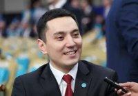 Актер, сыгравший Назарбаева, стал депутатом парламента Казахстана