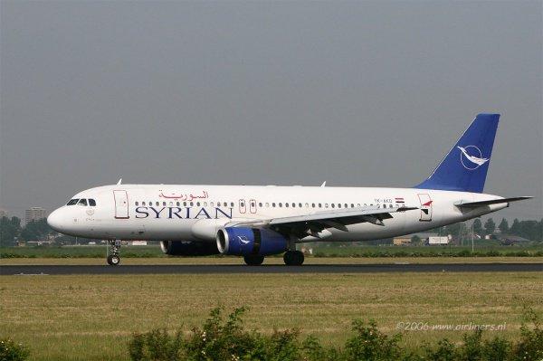 В Сирии надеются на рост числа авиарейсов между Москвой и Дамаском.