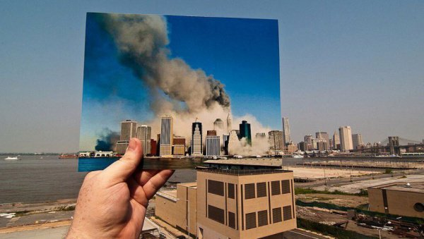 Жертвами теракта стали почти 3 тысячи человек.