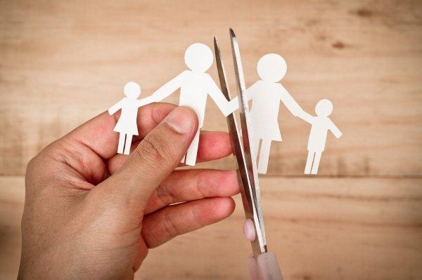 В России зафиксировали снижение числа разводов.