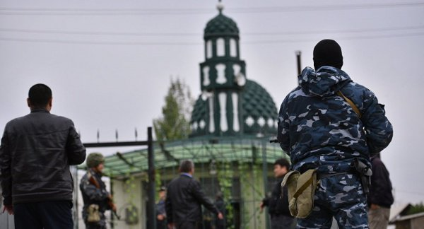 Религиозные организации защитили от терактов.
