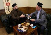 Камиль Самигуллин провел встречу с муфтием Ханты-Мансийского автономного округа