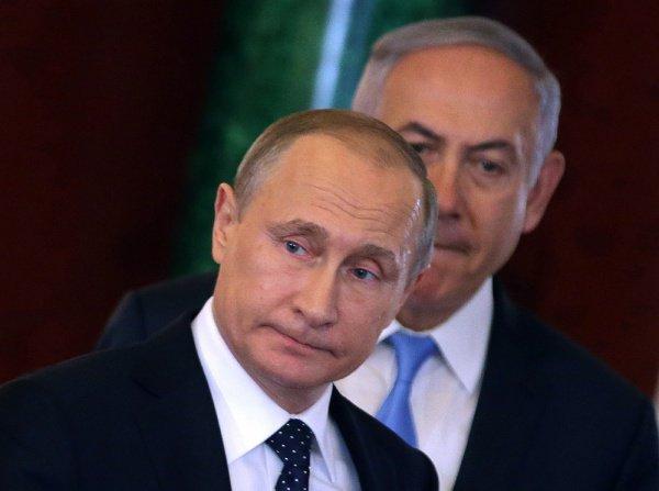 Премьер Израиля рассказал о взаимоотношениях с Путиным.