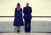 Меланию Трамп раскритиковали за неоднозначное платье в годовщину теракта 9/11