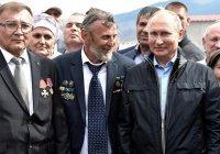 Путин: общие ценности всех религий являются залогом устойчивости страны