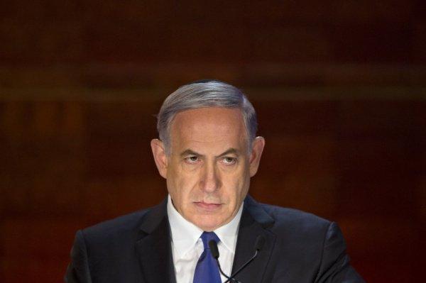 Биньямин Нетаньяху заявил о намерении начать военную операцию в Газе. .