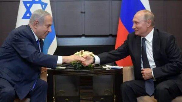 Встреча президента России и премьер-министра Израиля прошла в Сочи.