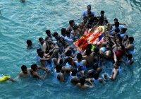 Не менее 11 человек утонули в Индии при выполнении религиозного обряда