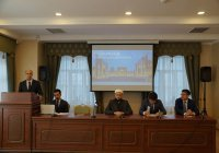 В ДУМ РТ презентовали возможности зиярат-туризма Узбекистана
