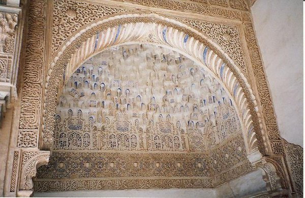 Дворец Альгамбра, или как испанские архитекторы создали на земле уголок Рая
