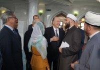 Муфтий Татарстана встретился с принцем Каримом Ага Ханом