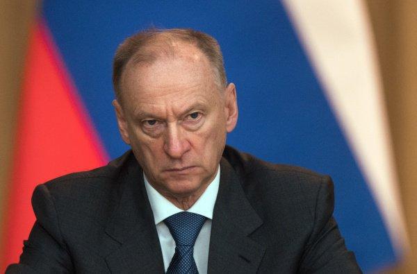 Николай Патрушев провел выездное совещание совета безопасности РФ.