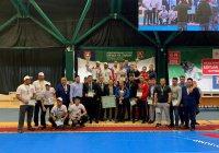 В Казани прошел международный турнир по борьбе на поясах памяти Марджани