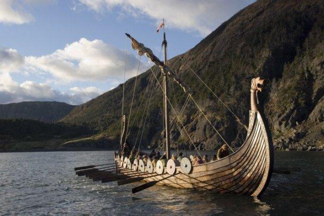 По мнению ученых, среди викингов могли быть мусульмане.