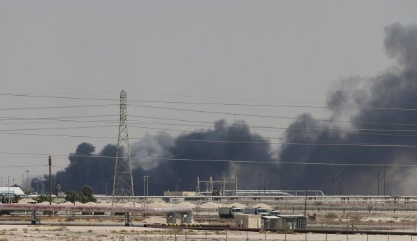 Ответственность за атаки на себя взяли йеменские хуситы.