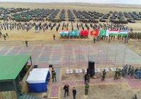 В Таджикистане назвали критическим число боевиков ИГИЛ в Афганистане