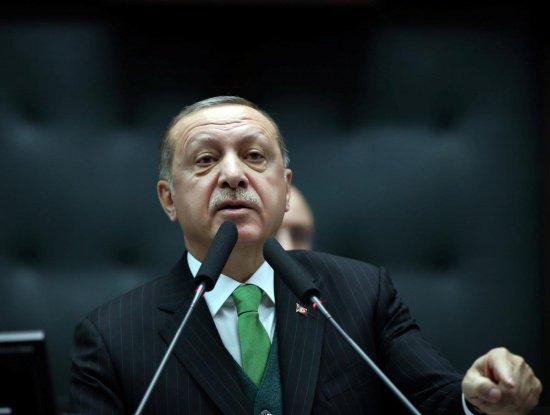 Эрдоган обвинил ЕС в неисполнении обязательств по беженцам.