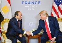 Трамп назвал ас-Сиси своим «любимым диктатором»