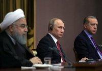 Владимир Путин назвал главную задачу на сирийском направлении