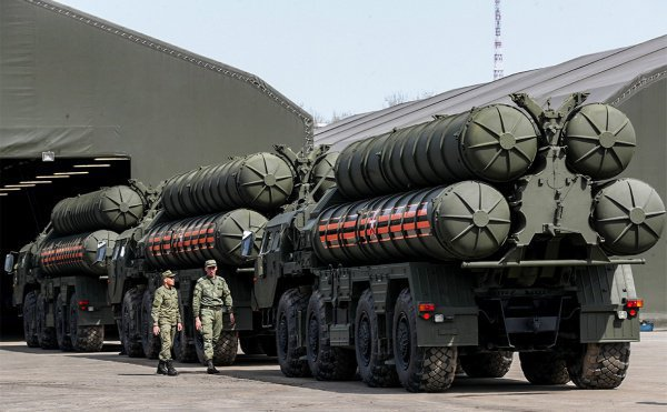 Россия может поставить Турции новое вооружение.