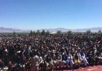 В Афганистане на выступлении президента Ашрафа Гани прогремел взрыв