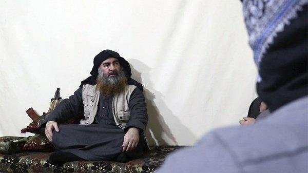 Ранее в СМИ появилась информация о тяжелой болезни главаря террористов.