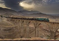 Железная дорога Ирана может войти в список Всемирного наследия ЮНЕСКО