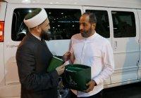 В Казань прибыл председатель Главного управления по исламским делам и пожертвованиям ОАЭ