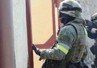 В Кабардино-Балкарии проходит спецоперация против террористов