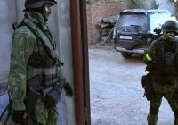 Опубликовано видео ликвидации боевиков в Кабардино-Балкарии (ВИДЕО)
