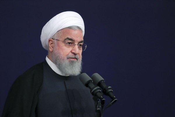 Иранские СМИ сообщили об отсутствии у Хасана Роухани американской визы.