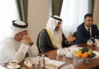 """Глава Управления по исламским делам и пожертвованиям ОАЭ: """"Вы, мусульмане Татарстана, - герои"""""""