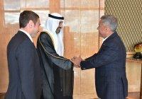 Минниханов встретился с председателем Главного управления по исламским делам ОАЭ