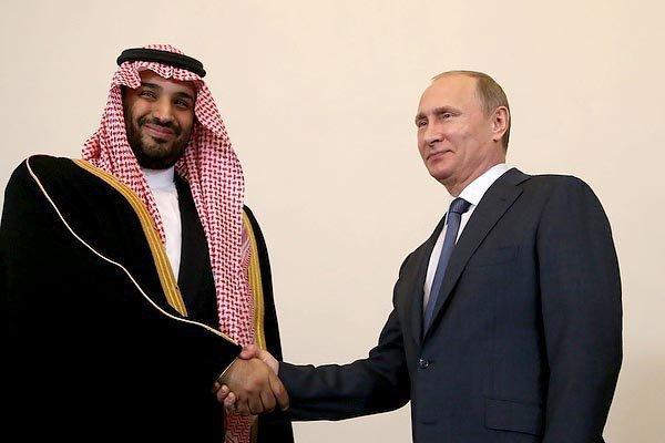 Путин и саудовский принц обсудили ситуацию на нефтяном рынке