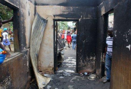 В Либерии при пожаре в медресе погибли 26 детей