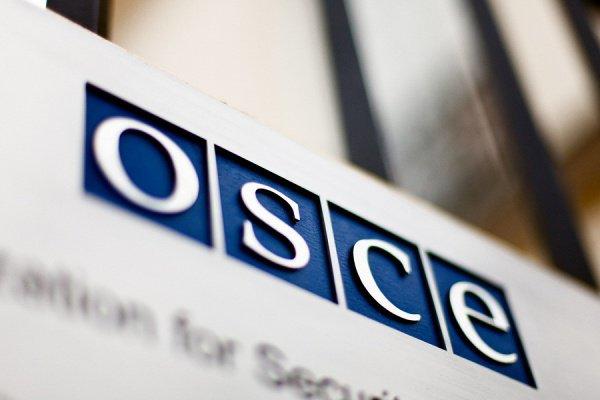 Совещание ОБСЕ проходит в Варшаве.