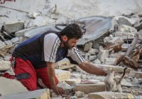 Как сириец стал Абу Хурайрой 21 века. Самые трогательные фото