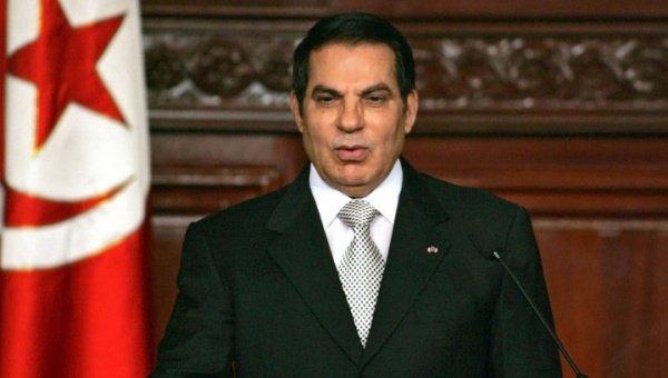 Зин аль-Абидин Бен Али.