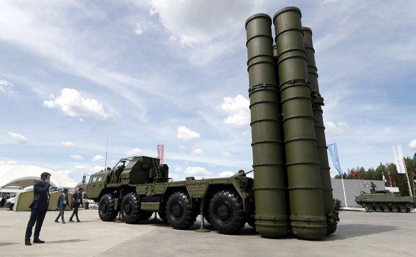 Российские С-400 будут развернуты в Турции в ближайшие недели.