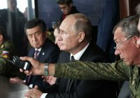 Путин и Жээнбеков оценили международные учения «Центр-2019»