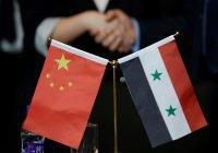 В МИД РФ заявили о настроенности на сотрудничество с Китаем по Сирии