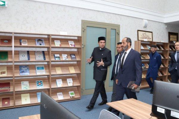 Мохаммед Аль Кааби в БИА.
