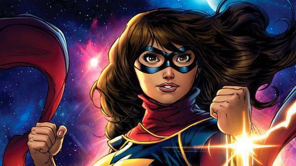 Камала Хан станет главной героиней нового сериала Marvel.