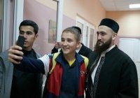 Муфтий Камиль хазрат Самигуллин встретился с молодыми мусульманами
